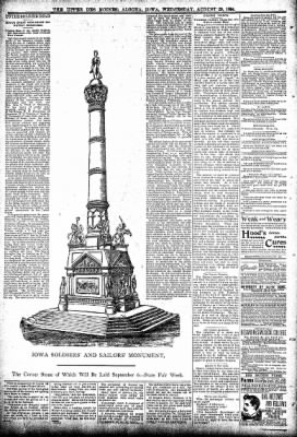 The Algona Upper Des Moines from Algona, Iowa on August 29, 1894 · Page 6