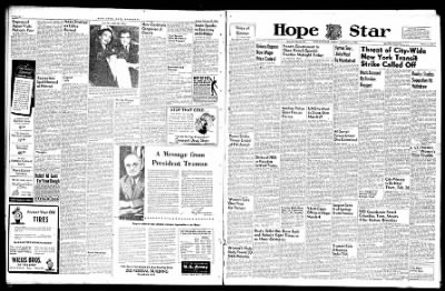 Hope Star from Hope, Arkansas on February 25, 1946 · Page 6