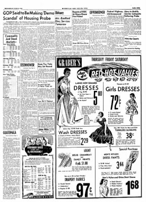 The Courier News from Blytheville, Arkansas on June 30, 1954 · Page 9