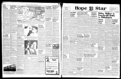 Hope Star from Hope, Arkansas on February 28, 1946 · Page 1