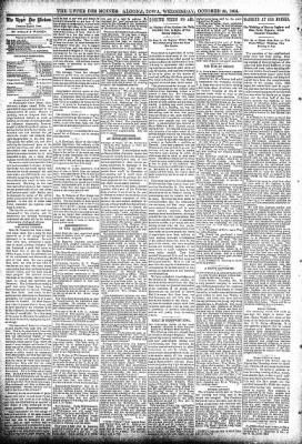 The Algona Upper Des Moines from Algona, Iowa on October 24, 1894 · Page 4