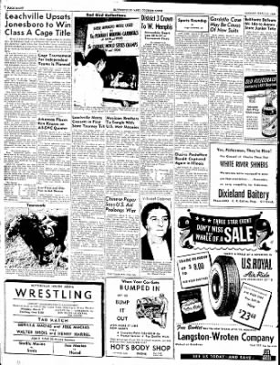 The Courier News from Blytheville, Arkansas on March 7, 1949 · Page 8