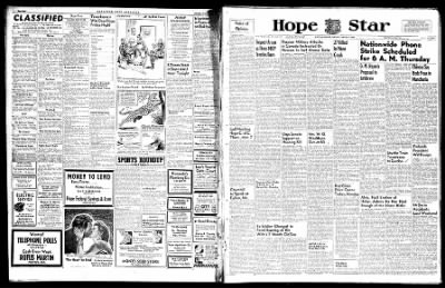 Hope Star from Hope, Arkansas on March 4, 1946 · Page 1