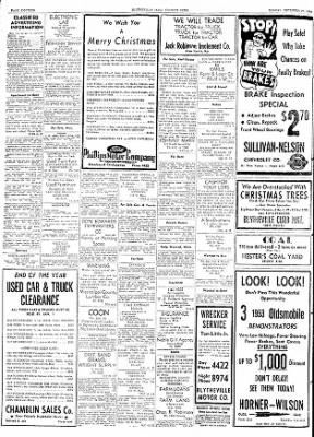 The Courier News from Blytheville, Arkansas on December 21, 1953 · Page 18