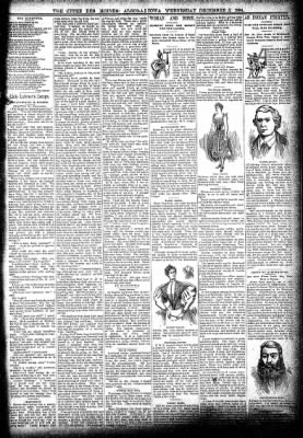 The Algona Upper Des Moines from Algona, Iowa on December 5, 1894 · Page 3
