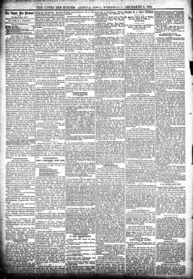 The Algona Upper Des Moines from Algona, Iowa on December 5, 1894 · Page 4