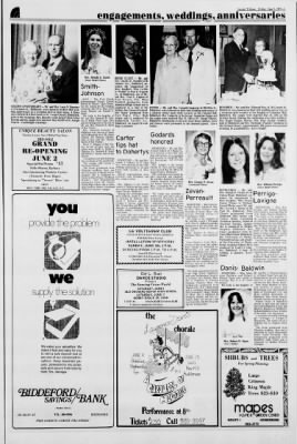 Journal Tribune From Biddeford Maine On June 3 1977 Page 5