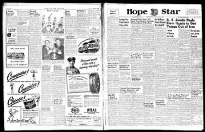 Hope Star from Hope, Arkansas on March 7, 1946 · Page 8