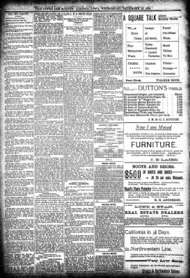 The Algona Upper Des Moines from Algona, Iowa on December 19, 1894 · Page 10