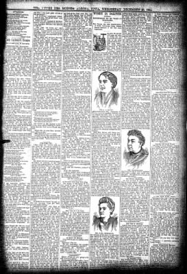The Algona Upper Des Moines from Algona, Iowa on December 26, 1894 · Page 3