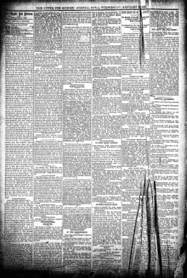 The Algona Upper Des Moines from Algona, Iowa on January 2, 1895 · Page 4