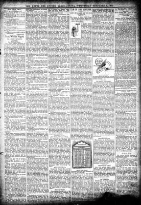 The Algona Upper Des Moines from Algona, Iowa on February 6, 1895 · Page 3