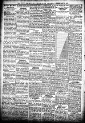 The Algona Upper Des Moines from Algona, Iowa on February 6, 1895 · Page 4