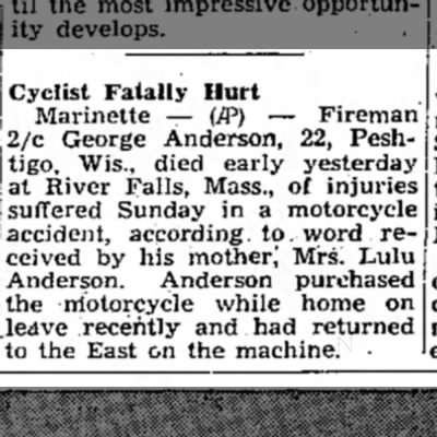 George Anderson