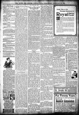 The Algona Upper Des Moines from Algona, Iowa on February 27, 1895 · Page 7