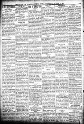 The Algona Upper Des Moines from Algona, Iowa on March 6, 1895 · Page 2