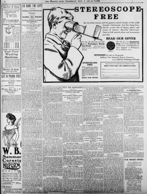 Evening Star from Washington, District of Columbia on July 5, 1905 · Page 12