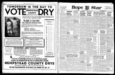 Hope Star from Hope, Arkansas on March 18, 1946 · Page 6