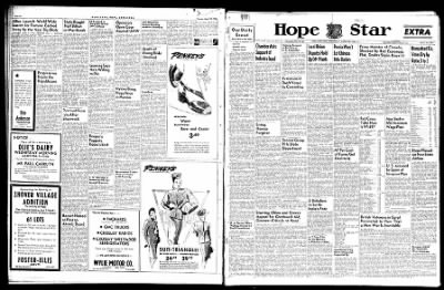 Hope Star from Hope, Arkansas on March 19, 1946 · Page 6