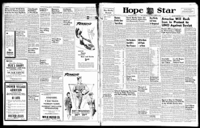 Hope Star from Hope, Arkansas on March 20, 1946 · Page 6