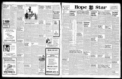 Hope Star from Hope, Arkansas on March 23, 1946 · Page 1