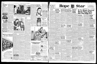 Hope Star from Hope, Arkansas on March 26, 1946 · Page 1