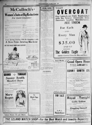 The Salem News from Salem, Ohio on January 5, 1920 · Page 6