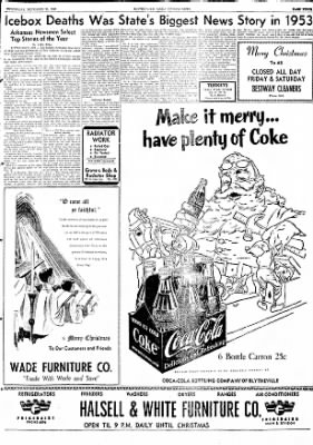 The Courier News from Blytheville, Arkansas on December 23, 1953 · Page 3