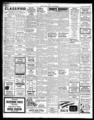 Hope Star from Hope, Arkansas on March 30, 1946 · Page 4