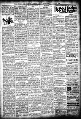 The Algona Upper Des Moines from Algona, Iowa on July 3, 1895 · Page 7