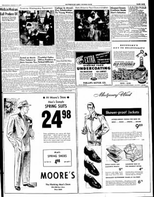 The Courier News from Blytheville, Arkansas on March 17, 1949 · Page 9