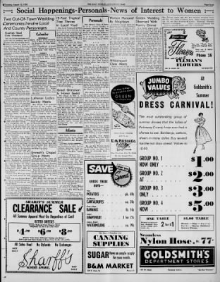 The Circleville Herald from Circleville, Ohio on August 10, 1950 · Page 7
