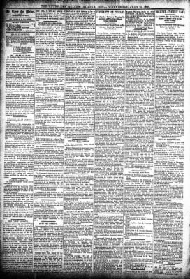 The Algona Upper Des Moines from Algona, Iowa on July 24, 1895 · Page 4