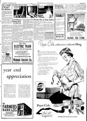 The Courier News from Blytheville, Arkansas on December 23, 1953 · Page 7
