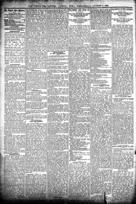 The Algona Upper Des Moines from Algona, Iowa on August 7, 1895 · Page 4