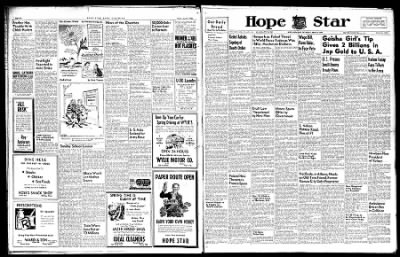 Hope Star from Hope, Arkansas on April 5, 1946 · Page 6