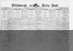 Pittsburgh Daily Post