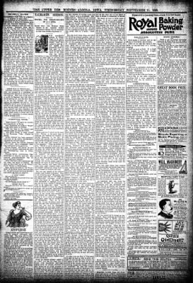 The Algona Upper Des Moines from Algona, Iowa on September 11, 1895 · Page 7