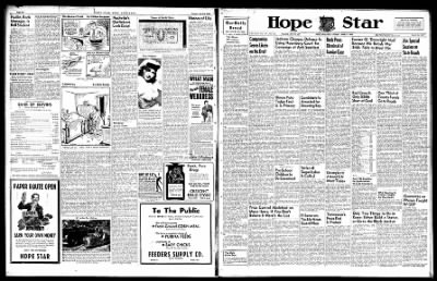Hope Star from Hope, Arkansas on April 8, 1946 · Page 6
