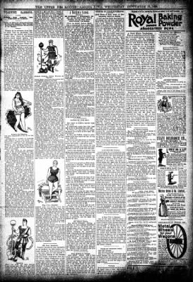 The Algona Upper Des Moines from Algona, Iowa on September 18, 1895 · Page 7