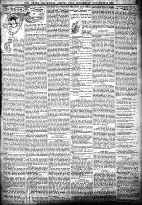 The Algona Upper Des Moines from Algona, Iowa on November 6, 1895 · Page 3