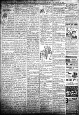 The Algona Upper Des Moines from Algona, Iowa on November 13, 1895 · Page 5