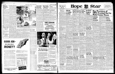 Hope Star from Hope, Arkansas on April 17, 1946 · Page 8