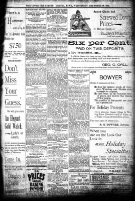 The Algona Upper Des Moines from Algona, Iowa on December 18, 1895 · Page 5