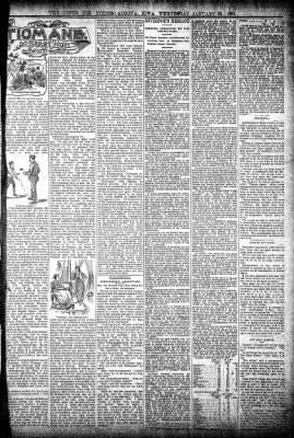 The Algona Upper Des Moines from Algona, Iowa on January 22, 1896 · Page 3