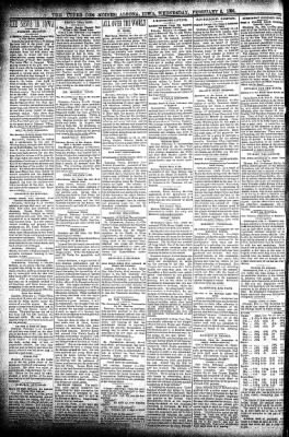 The Algona Upper Des Moines from Algona, Iowa on February 5, 1896 · Page 2