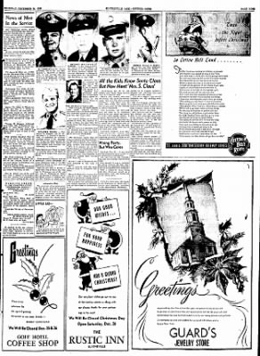 The Courier News from Blytheville, Arkansas on December 24, 1953 · Page 9