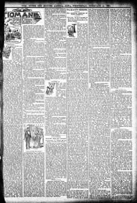 The Algona Upper Des Moines from Algona, Iowa on February 19, 1896 · Page 3
