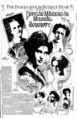 The Indianapolis Star from Indianapolis, Indiana on April 27, 1913 · Page 29