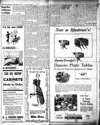 The Algona Upper Des Moines from Algona, Iowa on March 2, 1948 · Page 14